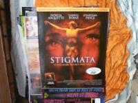 STIGMATA  1 SHEET MOVIE  POSTER