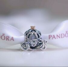 Pandora Disney, Cinderella's Pumpkin Carriage Charm with gift pouch