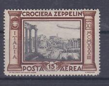 MC 1933 Regno Zeppelin 15 l  nuovo con gomma originale integra MNH**