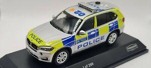 Paragon 1/43 METROPOLITAN POLICE BMW X5 ARMED RESPONSE VEHICLE Mint Boxed