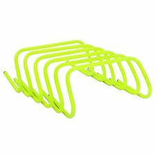 HURDLES set of 6 HURDLE AGILITY TRAINING SPEED SPORT SOCCER FOOTBALL 12inches