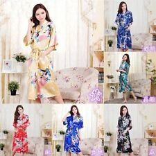 Satin Kimono Nightwear for Women