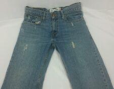Levi's 527 Boot Cut Women's Jeans Distressed Size 16 Reg (28x28) Actual (30x28)