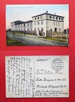 Militär AK Sachsen DRESDEN Übigau 1917 Kaserne der Funker Abteilung ( 36870