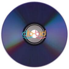 5Pcs Blank Recordable Printable DVDR DVD+R Blank Disk 8X Media 8.5GB #EB