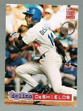 1994 TOPPS STADIUM CLUB Members Only DELINO DESHIELDS #549 DODGER mint Condition