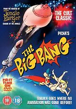 The Big Bang (1987)  DVD New & Sealed