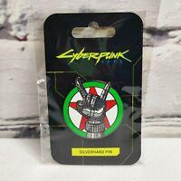 Cyberpunk 2077 PS5 Johnny Silverhand Pin HTF Exclusive XBOX Dark Horse Comics
