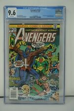 MARVEL COMICS CGC 9.6 THE AVENGERS #152 10/76 WHITE PAGES