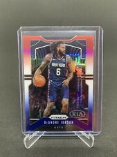 2019-20 PANINI PRIZM BASKETBALL RED WHITE BLUE DEANDRE JORDAN