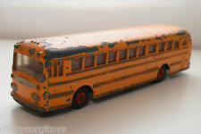 DINKY TOYS 949 Wayne School bus excellent condition