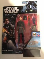 """Disney Star Wars Rogue One 3.75"""" JYN ERSO Figure W Projectile Firing B7072"""