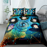 Linen My Hero Academia Single/Double/Queen/King Bed Doona/Duvet/Quilt Cover Set
