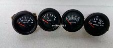 "Oil Pressure Mechanical+ Temp Elec + Volt + Fuel Gauge 0-90 ohms 2 1/16"" 52 mm"