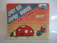 BLIC TINPLATE CLOCKWORK LADY-BUG FAMILY PARADE