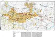 Russian Soviet Military Topographic Maps - KANDAHAR (Afghanistan) 1:10K, REPRINT