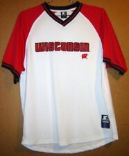 Wisconsin Badgers Basketball Warm-Up Top