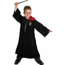 Harry Potter Deluxe School Robe Kids Boys Girls Accessory Halloween Sizes 3-8yrs 7 - 8 Years 883574