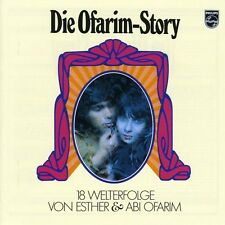 Esther Ofarim, Ester Ofarim & Abi - Die Ofarim-Story [New CD] Germany - Import