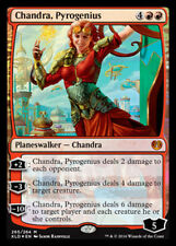 [1x] Chandra, Pyrogenius - Foil - Planeswalker Deck Exclusive [x1] Kaladesh Near