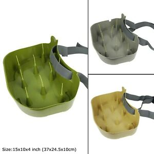 Riverruns Line Basket Authentic Danish Fisker Design Fly Fishing Stripping Ba...