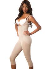 Slimming Full Body Thermal Braless Body Shaper slimmer look 12776