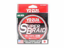 Yo Zuri Duel P.E Line Super Braid 300YDS 30Lbs (0.28mm) Green R1267-DG