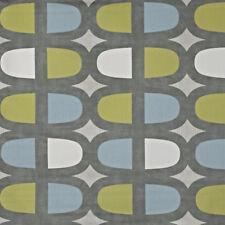 Curtains - Prestigious Textiles - Docklands Fennel - Pencil Pleat, Eyelet