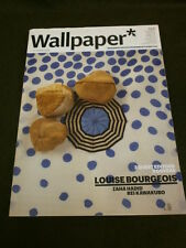 WALLPAPER* MAGAZINE #115 - OCT 2008 - LTD EDIT COVER - LOUISE BOURGEOIS