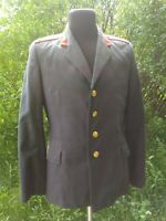 Jacket Officer's Police Coat Olive Size:XS and Pants Sz:XS USSR