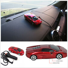 RED 360 Degree Car Car Anti Radar Detector Speed Limited Detection Voice Alert