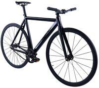Throne Phantom Fixed Gear Single Speed Bicycle Bike 2019 Black 50 53 55 59 CM