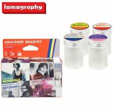 2 Mix - Lomography LomoChrome Metropolis Purple XR 100-400 ISO 35mm Color Film
