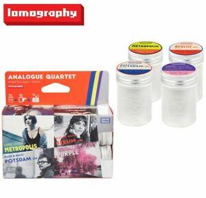 Lomography Analogue Quartet Lomochrome Purple Metropolis Berlin Potsdam Film Set