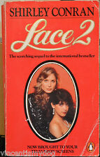 Lace 2 by Shirley Conran (Paperback, 1985)