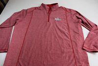 Antigua Duel In The Dessert Las Vegas Quarter Zip SWEATER Shirt 2XL XXL