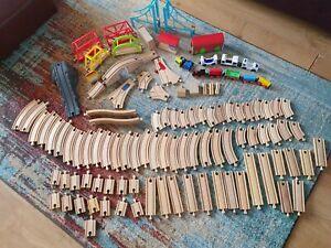 Brio/wooden Train Set Bundle