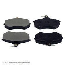 Beck/Arnley 082-1188 Disc Brake Pad, Front