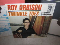 ROY ORBISON 45 Picture Sleeve Only TWINKLE TOES MGM K-13498 July 1966 NM-