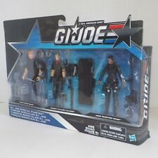 G.I. Joe 50th Anniversary SPECIAL FORCES 3 Pack Selkirk+Falcone+Craig MISB