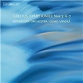 Sibelius:Symphonies 3/6/7 [Minnesota Orchestra,Osmo Vänskä] [BIS: BIS2006], Minn
