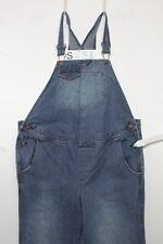 Salopette MOTHERHOOD (Cod. S288)Tg.S Premaman Jeans usato vintage Original Zampa