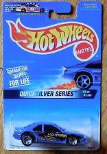 HOT WHEELS Quicksilver Series T-Bird Stock Car Mosc 1997 New Collector #548