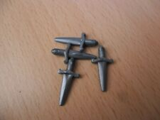 2138 Silver Daggers x 4 Playmobil New Spares