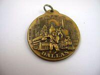 Vintage Collectible Medal: 1982 Dallas Texas Incredible Design