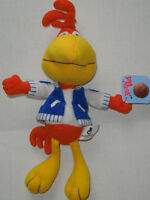 Breakfast Babies Cocoa Puffs General Mills Sonny the Cuckoo Bird Plush 1997 NEW