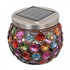 Smart Solar 5050642000215 Multi Glow Gem Jar Light