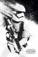 Star Wars Episode Vii (Stormtrooper Paint) - Poster 61x91,5 cm