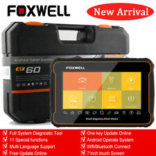Foxwell GT60 Android Tablet Scanner Full System Code Reader OBD2 Diagnostic Tool