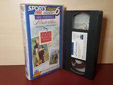 Go Fishing Masterclass - Chub Roach Pike - PAL VHS Video Tape